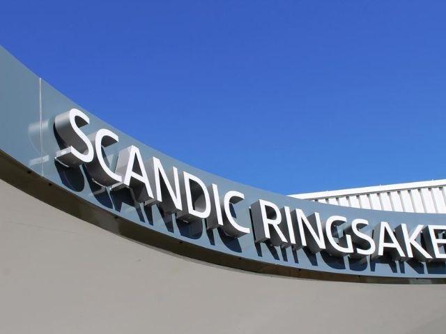 Noorwegen - Hamar - Scandic Ringsaker
