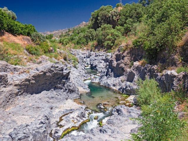 Gorges Alcantara