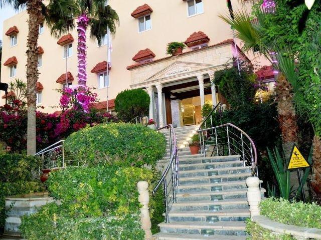 Amra Palace Hotel - Exterieur