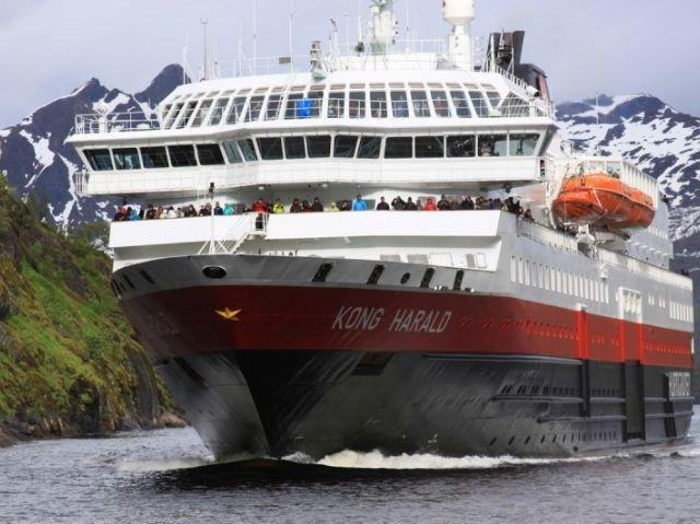 Hurtigruten MS Kong Harald