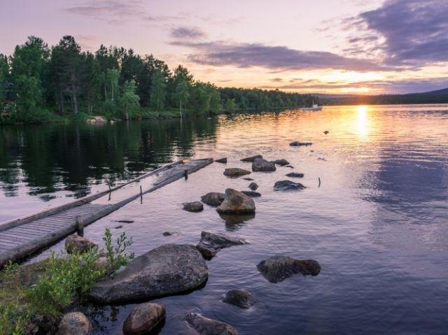 Finland - Inari - Inari meer