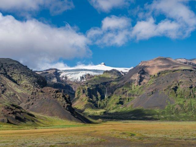 IJsland - Vatnajokull Gletsjer
