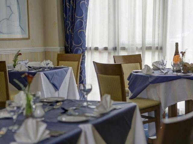 Groot-Brittannië - Tiverton - Best Western Tiverton Hotel - restuarant