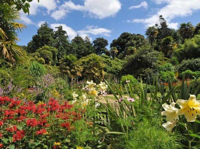 Engeland - Abbotsbury Subtropical Gardens
