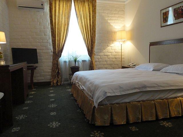 Tashkent - Arien Plaza *** - voorbeeldkamer