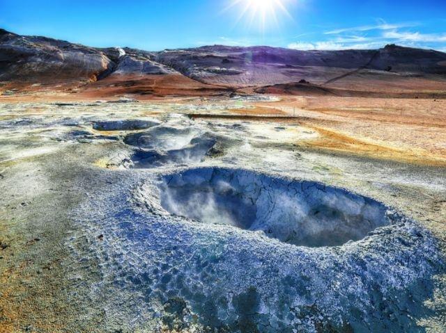 IJsland - Myvatn