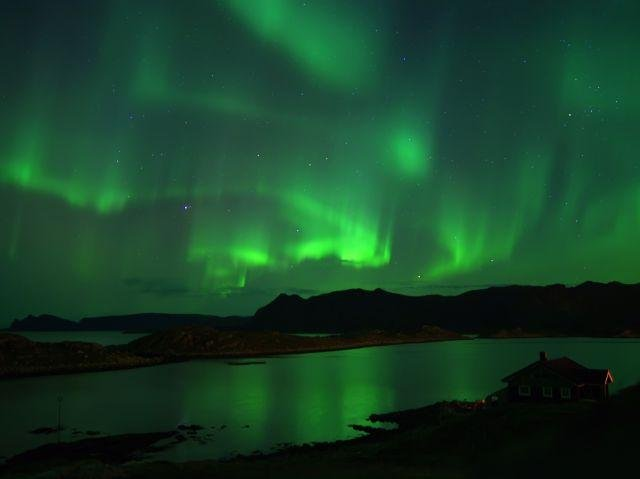 Noorwegen - Noordkaap - Noorderlicht