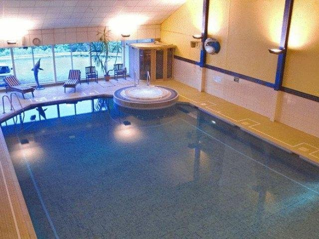 Schotland - Glasgow - Best Western Buchanan Arms Hotel & Spa *** - zwembad