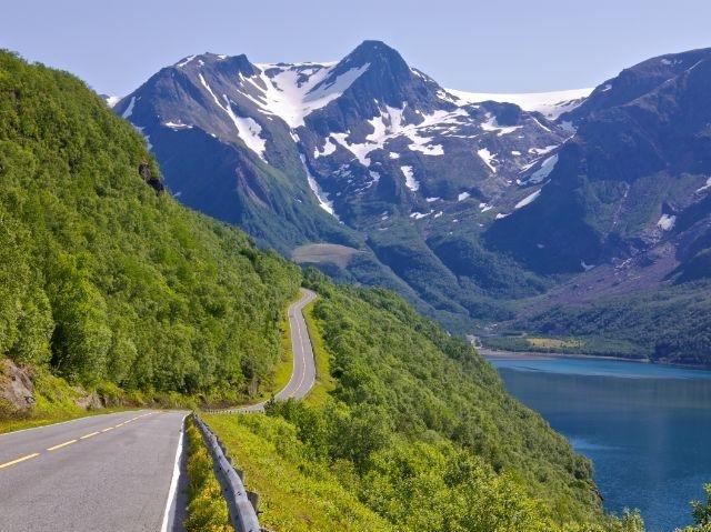 Noorwegen - omgeving Bodo