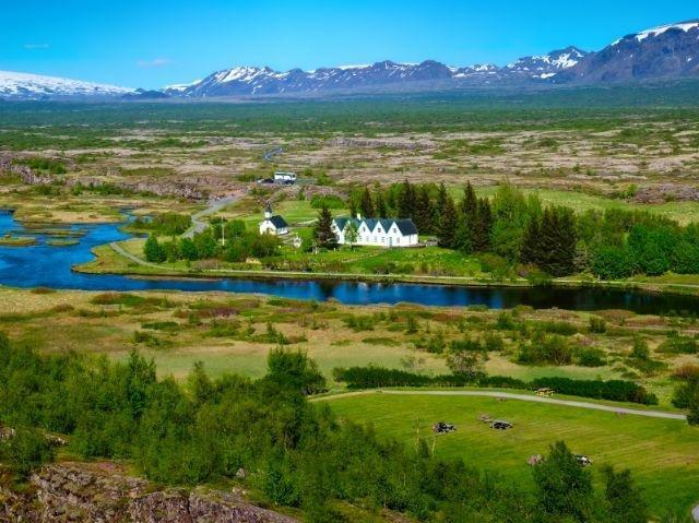 IJsland - Gouden Cirkel - Thingvellir NP