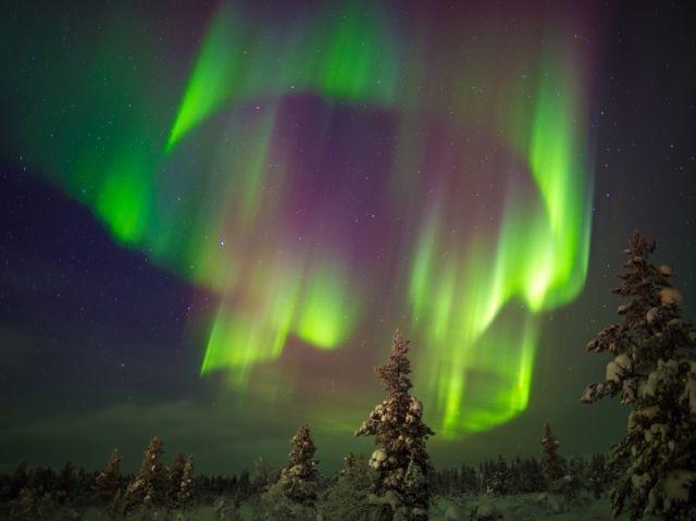 Finland - Salla - Noorderlicht