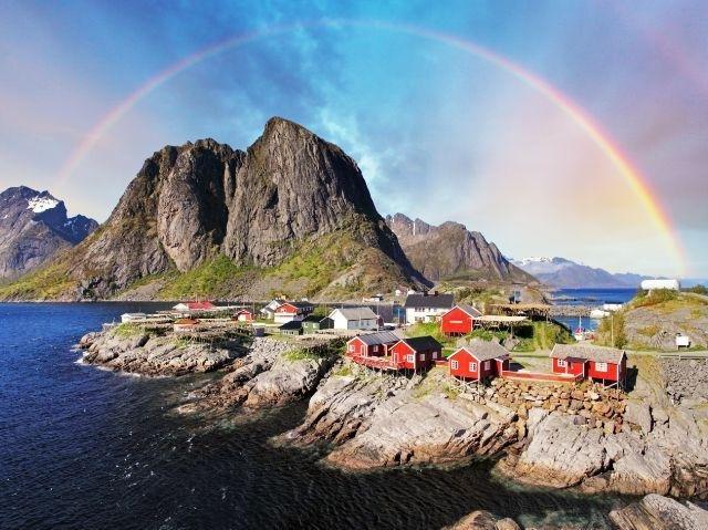Noorwegen - Lofoten