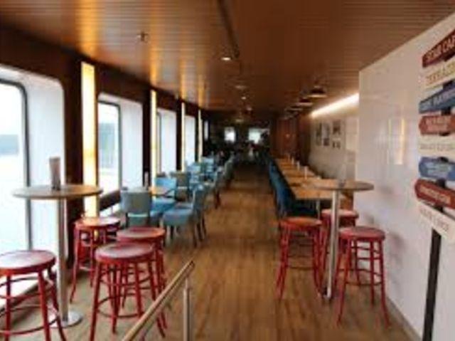Finnlines lounge