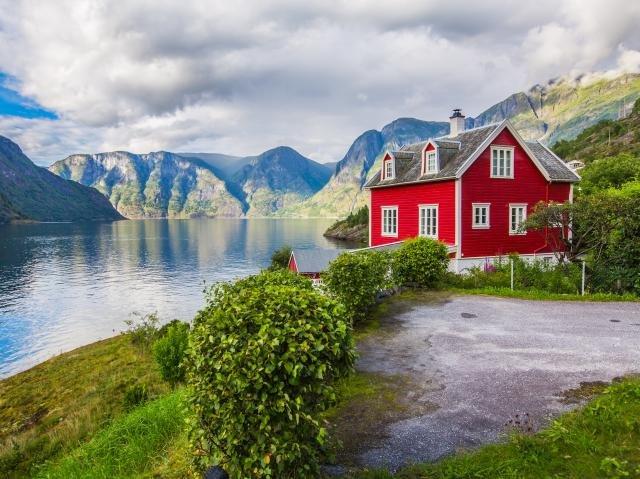 Noorwegen - Sognefjord