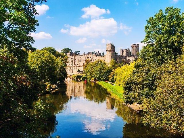 Groot Brittannië - Warwickshire - Warwick Castle