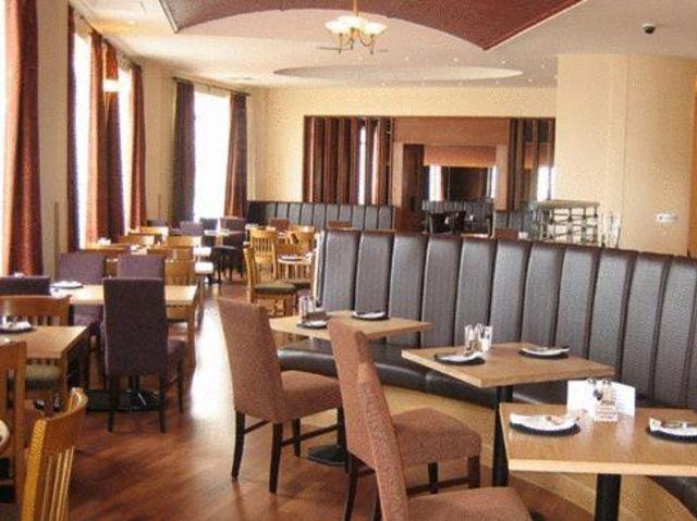 Groot-Brittannië - Portrush- Portrush Atlantic Hotel - restaurant