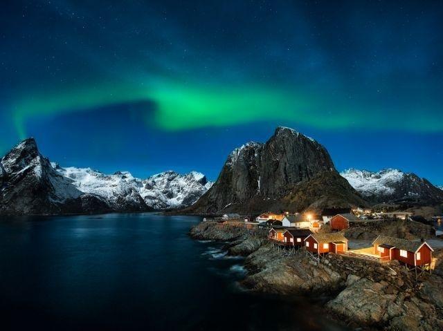 Noorwegen - Lofoten - Noorderlicht