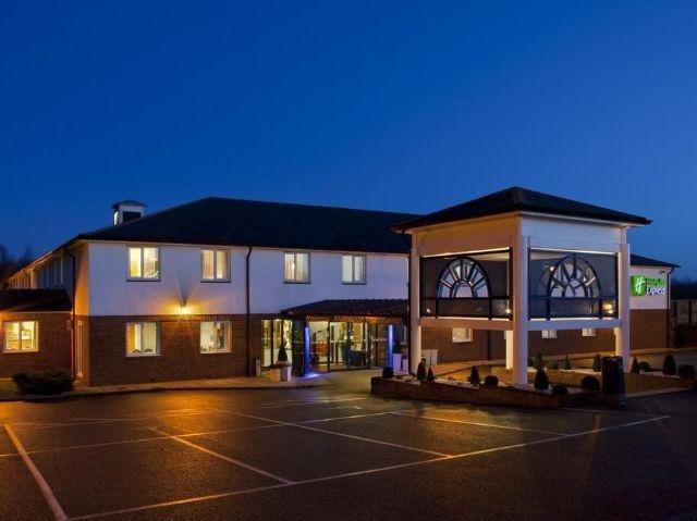 Engeland - Canterbury - Holiday Inn Express Canterbury