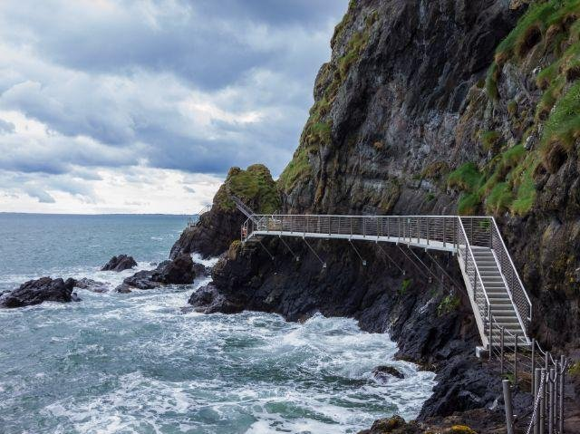 Noord-Ierland - Cliffwalk The Gobbins