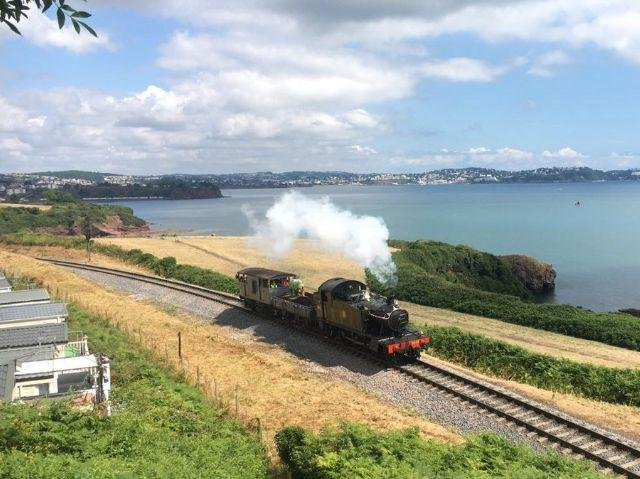 Engeland - Dartmouth Steam Railway
