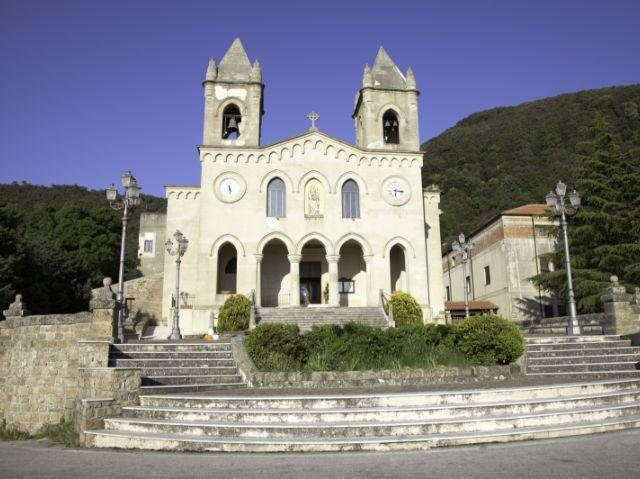 Gibilmanna heiligdom