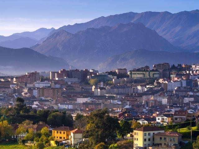 Oviedo - stadsgezicht