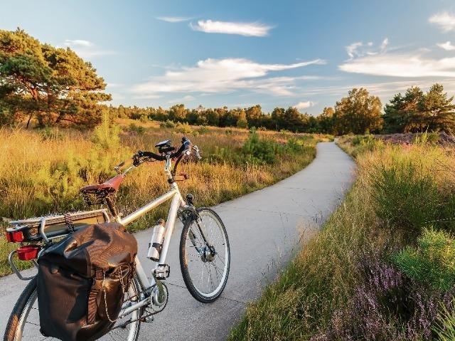 Veluwe fiets
