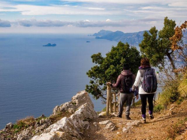 Amalfi, Bomerano Sentiero degli Dei