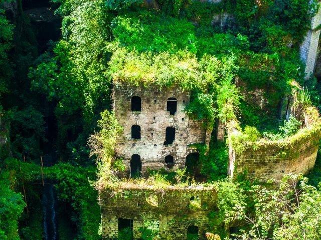 Amalfi, Valle dei Mulini