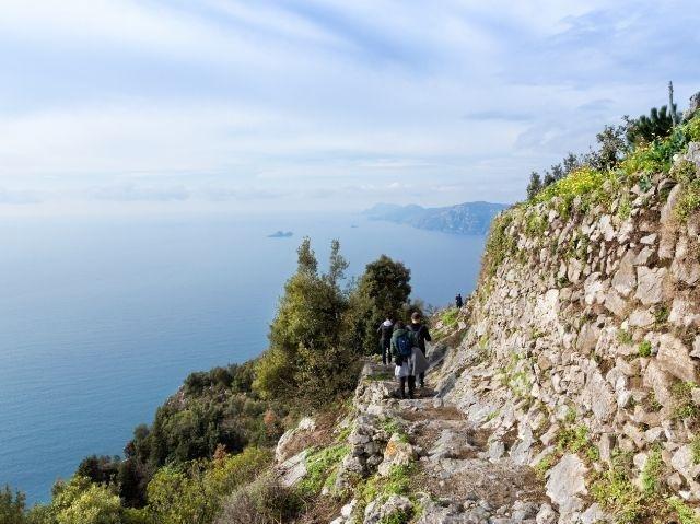 Amalfi, Sentiero degli Dei