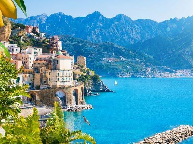 Amalfi, Atrano