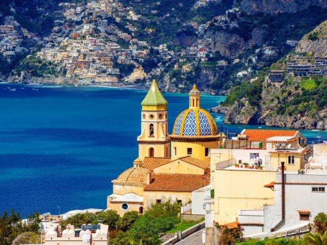 Amalfi, Praiano