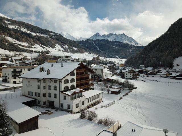 Oostenrijk - Nauders - Hotel Bergblick in de winter