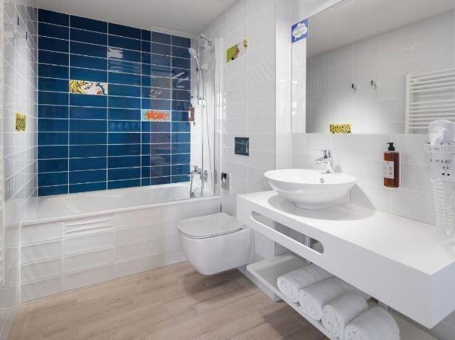 Tsjechië_Praag_Comfort hotel Prague City East_badkamer