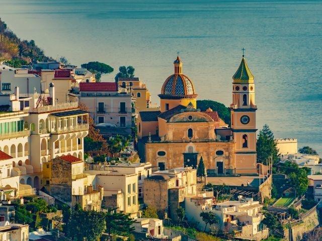 Amalfi, Concia dei Marini