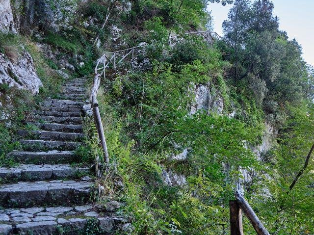 Amalfi, Valle delle Ferriere