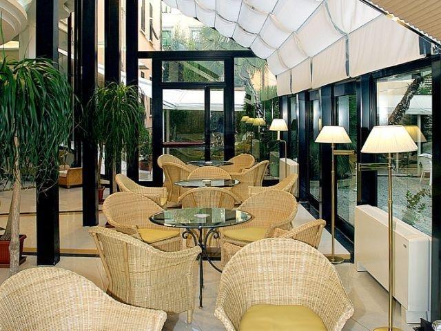 Montecatini Terme - Hotel Biondi **** - lounge