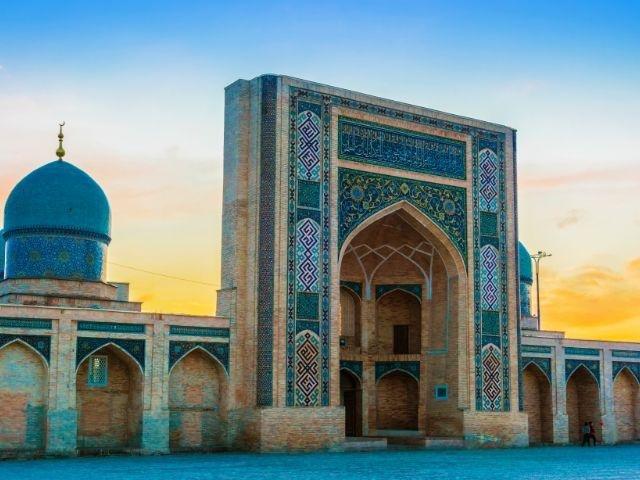 Uzbekistan - Tashkent