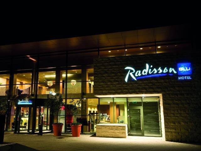 Hasselt - Radisson Blu Hotel Hasselt - Aanzicht