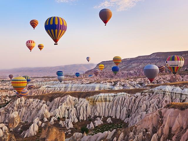 Sfeerimpressie Vlieg-rondreis Grand Tour Turkije