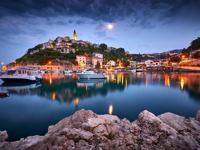 Kroatië - Vrbnik