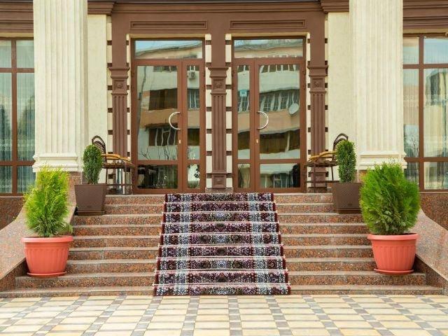 Samarkand - City Hotel *** - entree