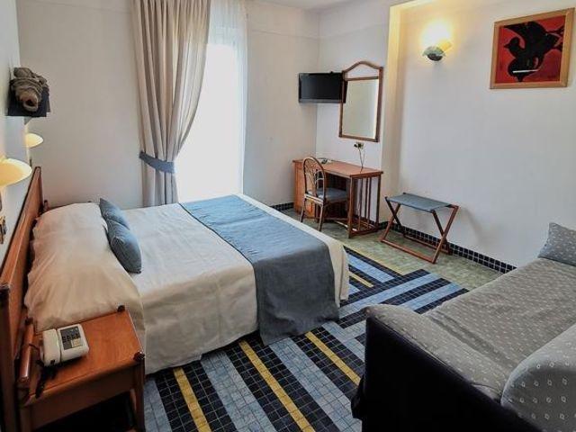 Le Grazie - Hotel Della Baia *** - voorbeeldkamer
