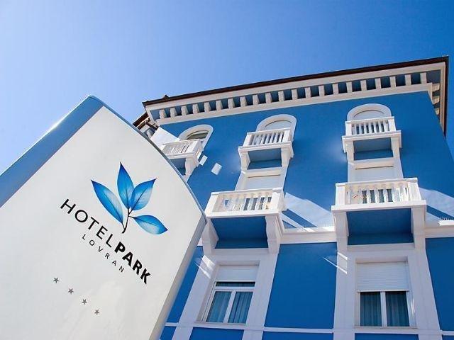 Kroatië - Hotel Park*** - hotelaanzicht