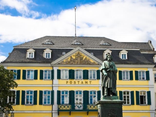 Duitsland - Bonn - Beethoven