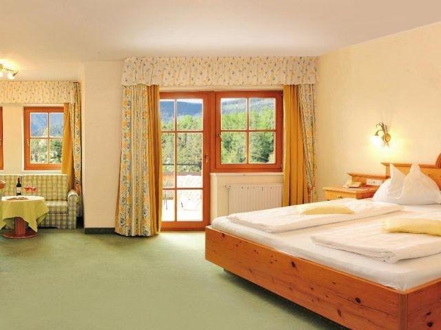 Italië - Naz-Sciaves - Hotel Flötscherhof *** - voorbeeldkamer