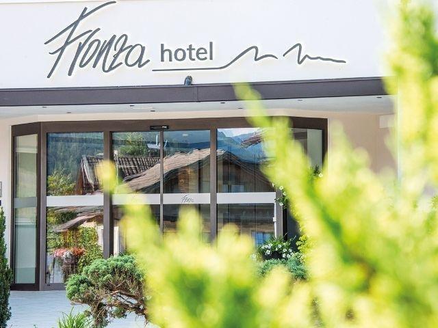 Lutago - Hotel Fronza*** - entree
