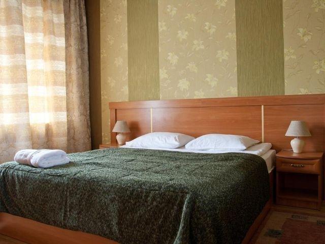 Lviv - Hotel Nton *** - voorbeeldkamer