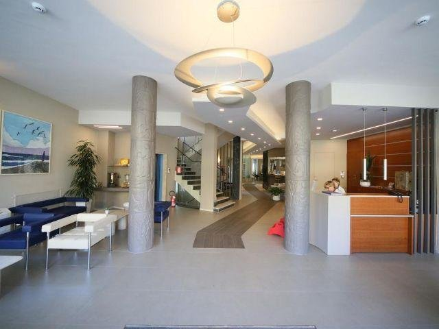 Diano Marina - Hotel Villa Igea *** - receptie