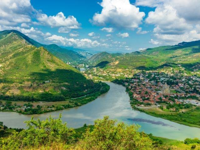 Georgië - Mtskheta